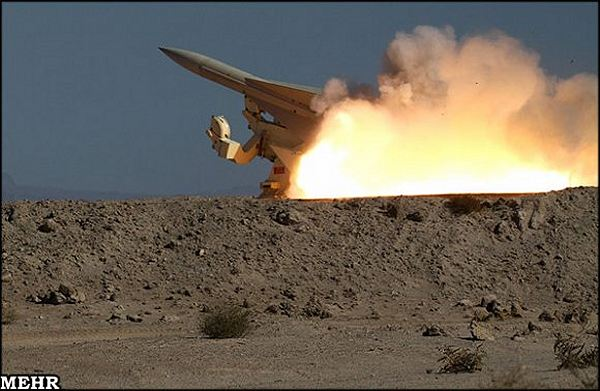 Iran Iranian Army Successfully Test Fires Optimized Hawk