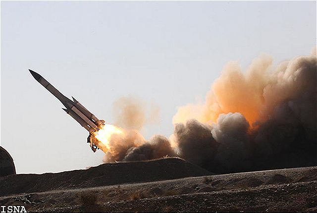 Iran has also optimized the S-200 missile defense system. Mobility and a narrower ready-for-operation time is among the features of the optimized version.