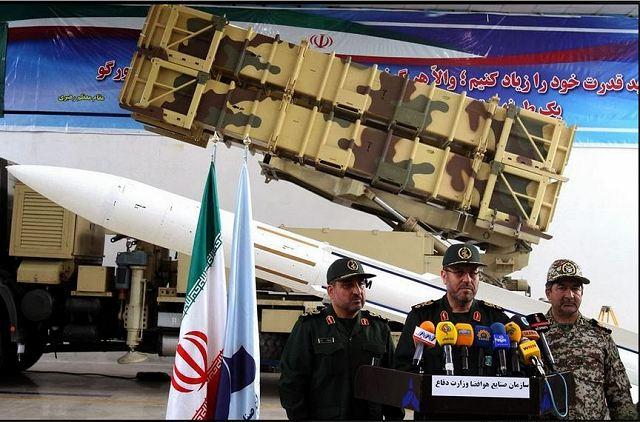 On Saturday, November 9, 2013 the Iranian Defense Minister also announced the successful test-firing of the country's new air defense system Talash (Struggle) which was built to detect and intercept targets for the Sayyad-2 missile.