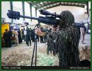 Arash, a shoulder-launched gun, was unveiled in an exhibition of the weapons and equipment of the Islamic Revolution Guards Corps (IRGC) Ground Force. The new Iranian-made anti-helicopter gun, 'Arash',can be used against ground and armored targets and enemy trenches.
