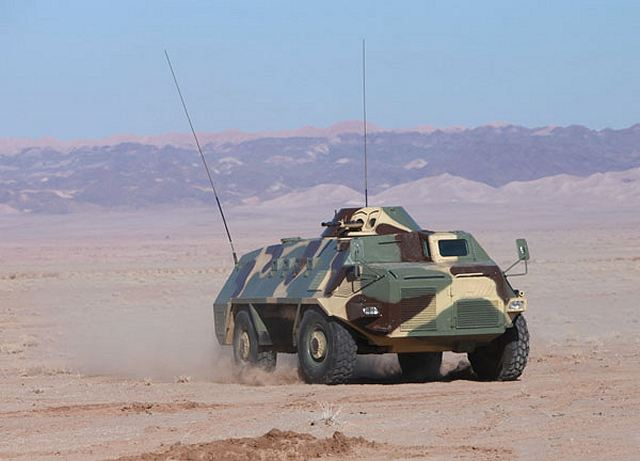 cfd19b06d90b Iran unveils Howeize light tracked armored and Talaeiyeh wheeled ...