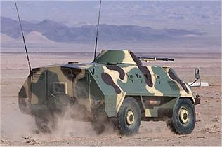 Talaeiyeh Sarir armoured vehicle personnel carrier technical data sheet specifications description information intelligence identification pictures photos video Iran Iranian army defence industry military technology