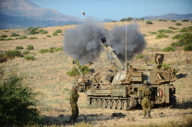 Israel Army wants to replace old 155mm howitzer M109 with ...