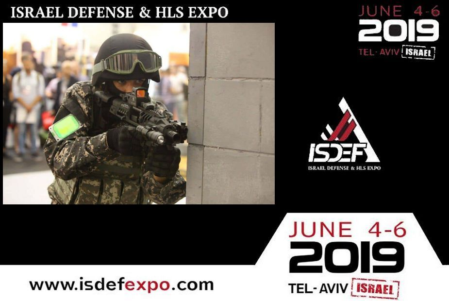 ISDEF 2019 News Official Show Daily