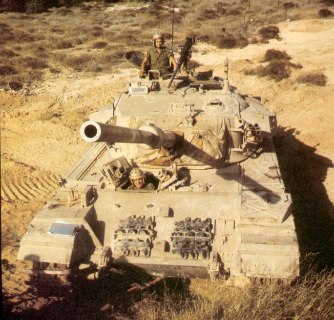 Centurion main battle tank Israel Israeli pictures technical