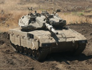 Merkava 2 II main battle tank Israeli army Israel pictures technical data sheet description identification