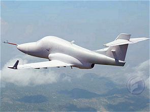 Diamond Sensing Dominator UAV technical data sheet information specification description identification intelligence pictures photos images Israel Israeli defense industry military technology unmanned aerial vehicle