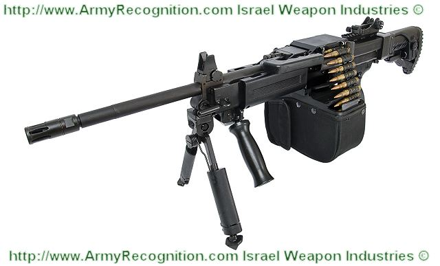 NEGEV NG7 LMG  SF 7.62mm light machine gun IWI data sheet specifications information description pictures photos images intelligence identification intelligence Israel Israeli weapon industries army defence industry military technology
