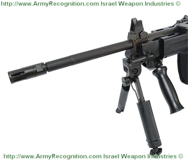 MILITARY TECHNOLOGY: IWI's New Weapons