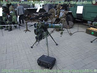 Spike anti-tank guided missile technical data sheet information specification description identification intelligence pictures photos images Israel Israeli defense industry military technology unmanned aerial vehicle