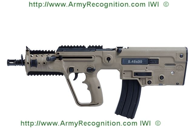Israel Weapon Industries IWI introduces new conversion kit