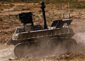 AvantGuard G-Nius UGCV Unmanned Ground Combat Vehicle technical data sheet information specification description identification intelligence pictures photos images engineering Israel Israeli Elbit Systems