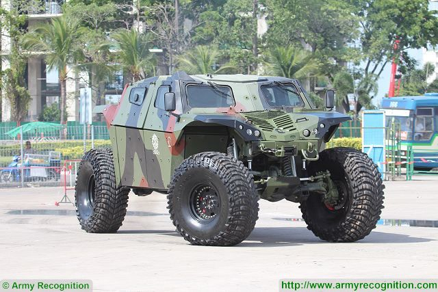CombatGuard 4x4 combat armoured vehicle personnel carrier Israel Israeli army military defence industries IMI 640 002