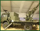 King Abdullah Design and Development Bureau is showcasing its wide range of products at the SOFEX 2014 exhibition in Amman. One of the most noticeable programmes is the Self-Propelled 105mm Gun system, which is being presented for the first time.