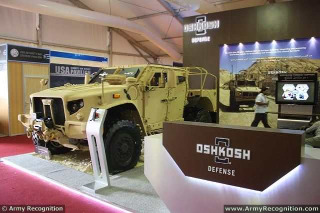 Oshkosh Defense, a division of Oshkosh Corporation (NYSE: OSK) introduces new Mine-Resistant, Ambush Protected (MRAP) All-Terrain Vehicle (M-ATV) variants at the Special Operations Forces Exhibition & Conference (SOFEX). Oshkosh is evolving the combat-proven M-ATV family of vehicles to meet a more diverse range of mission requirements and needs for armed forces in the Middle East, North Africa region, and around the world.