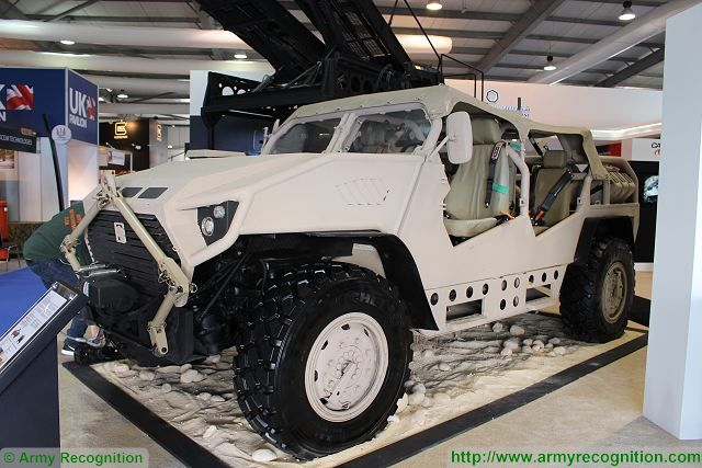 Ajban SOV NIMR Automotive SOFEX 2016 Special Operations Forces Exhibition Amman Jordan 640 001
