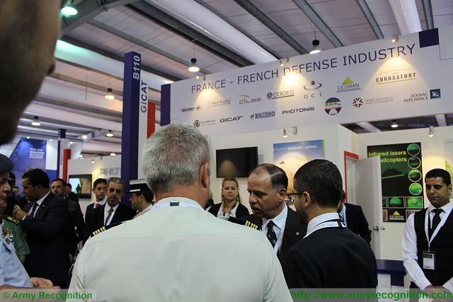 Latest innovations and technologies of military equipment from French Defense Industry at SOFEX 640 001