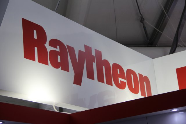 Raytheon unveiled its new TALON Laser Guided Rocket system at SOFEX 2016 640 002