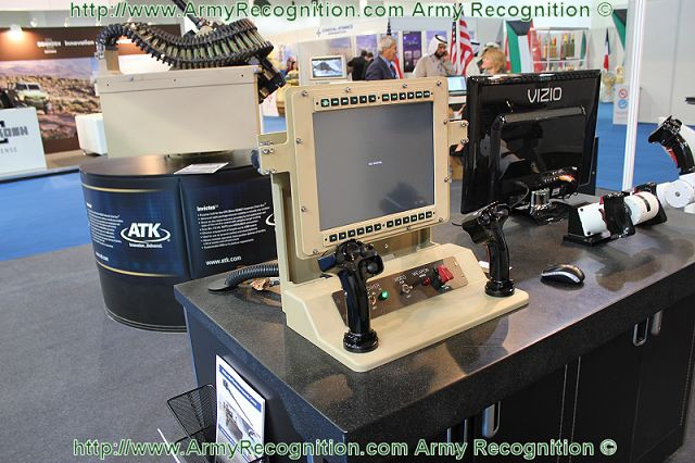 The Remote Operator's console, or ROC, is easily configured to fit the intended craft or vehicle space available. The Man-Machine Interface includes a touch panel display, function and safety switches, and either dual drips or a MILSPEC video game-type joystick controller.