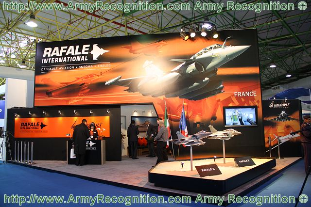 After its success during the conflict in Libya, the French combat aircraft Rafale remains in the competition to join the air forces of several Gulf countries including Kuwait. At the international exhibition of defense and aerospace GDA 2011, Rafale International presents the B and C version of its multi-role combat aircraft.
