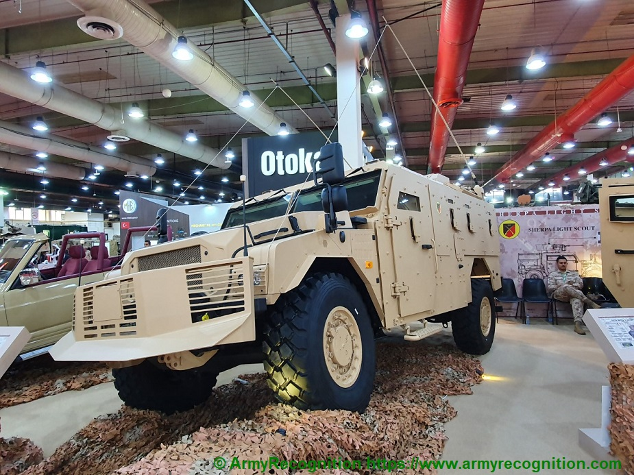 GDA 2019 Kuwait displays its Sherpa vehicles 02