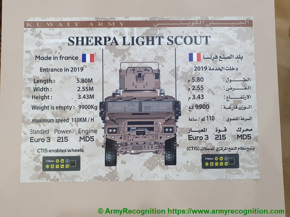 GDA 2019 Kuwait displays its Sherpa vehicles 04