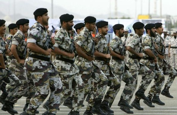 Saudi Arabia Army ranks combat field dress military uniforms
