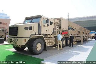 JDS MCL 122mm Multiple Cradle rocket Launcher technical data sheet specification description information intelligence pictures photos images video identification Jobaria United Arab Emirates army defence industry military technology