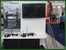 Minesota (USA) based company ReconRobotics is present at IDEX 2013 (Al Hamra Group Stand #11B05). They are showcasing their Throwbot XT Reconnaissance Robot.