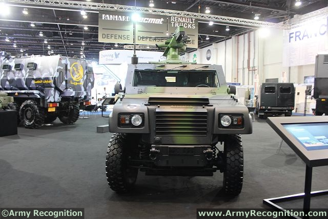 The PVP is a light protected vehicle manufactured by the French Company Panhard in the 5-ton armoured vehicle range. The French Army procured over 1 200 PVPs.