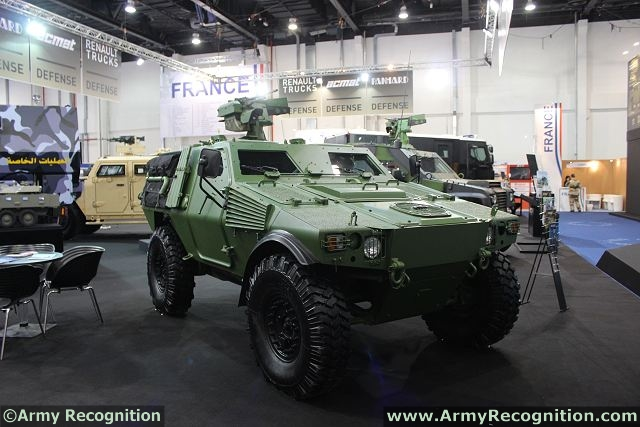 The VBL is 4x4 light tactical armoured vehicle weighing 4 tons in combat configuration and a maximum payload of 1,000 kg and a crew of three.