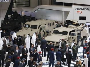 IDEX 2015 pictures Web TV Television video photos images International Defense Exhibition Conference Abu Dhabi UAE United Arab Emirates army military industry technology