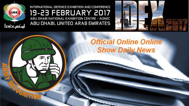 Army Recognition appointed by IDEX 2017 as Official Online Daily News Media Partner 640 001