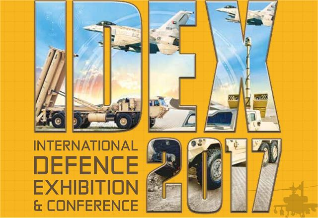 Higher organising committee of IDEX 2017 NAVDEX 2017 review preparations for upcoming events 640 001