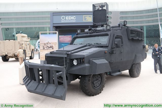 The Ajban ISV is the Internal Security Vehicle in the NIMR Automotive Ajban family especially designed to be used as fast deployment internal security, riot and crowd control personnel carrier.