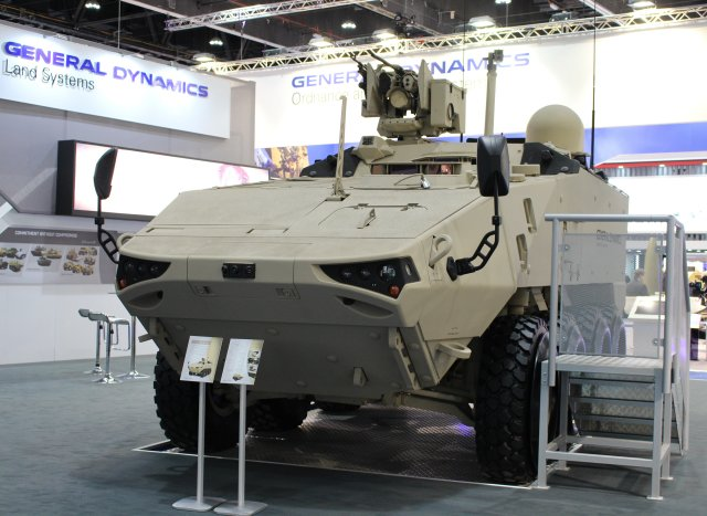 Jankel s BLASTech seats installed on many armoured vehicles at IDEX 2017 640 003