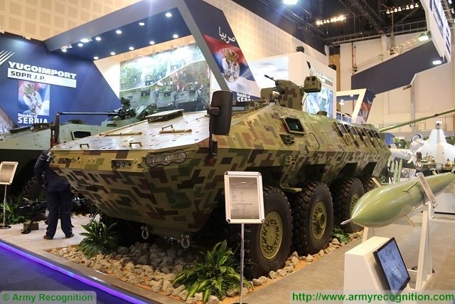 YugoImport-SDPR is building a further batch of Lazar 3s, which will be fitted with the Timoney designed T900™ modular driveline systems. The new drivelines will be delivered during the middle of 2017 and the actual vehicles soon afterwards.