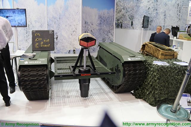 MILREM THemis ADDER Unmanned Ground Vehicle ready to replace soldier on the battlefield 640 001
