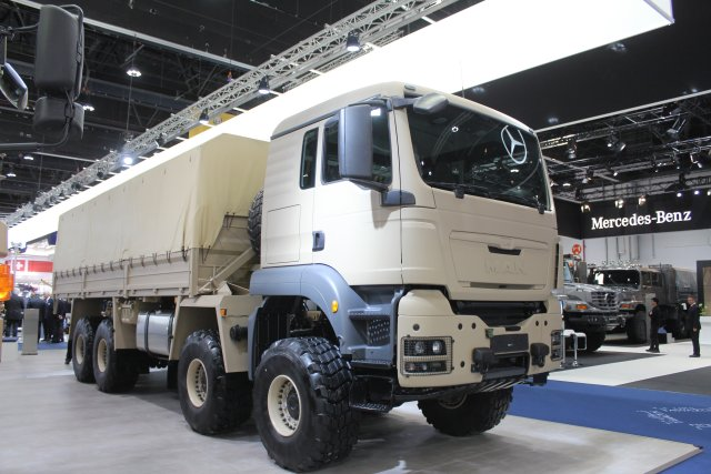 Most Reliable Truck Ever >> Rheinmetall MAN Military a full range of wheeled logistic vehicles and trucks for military ...