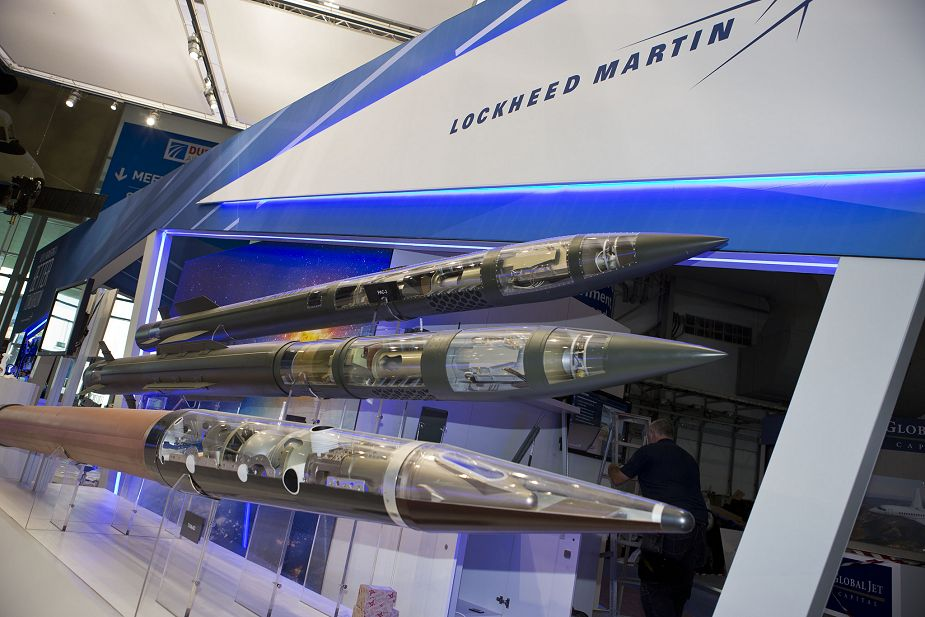 Lockheed Martin will showcase latest defense products and solutions 925 001