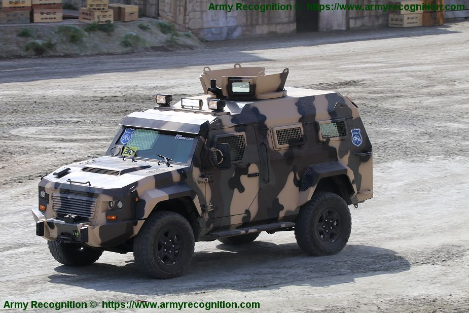 Contract for Streit Group to deliver 81 APCs to a customer in Middle East Cobra 925 001