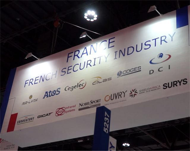 French Security Industry at ISNR with latest technologies and innovations for security and police forces 640 001