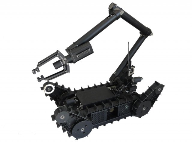 NIC Instruments Limited presents its Remote Operated Vehicles 640 001