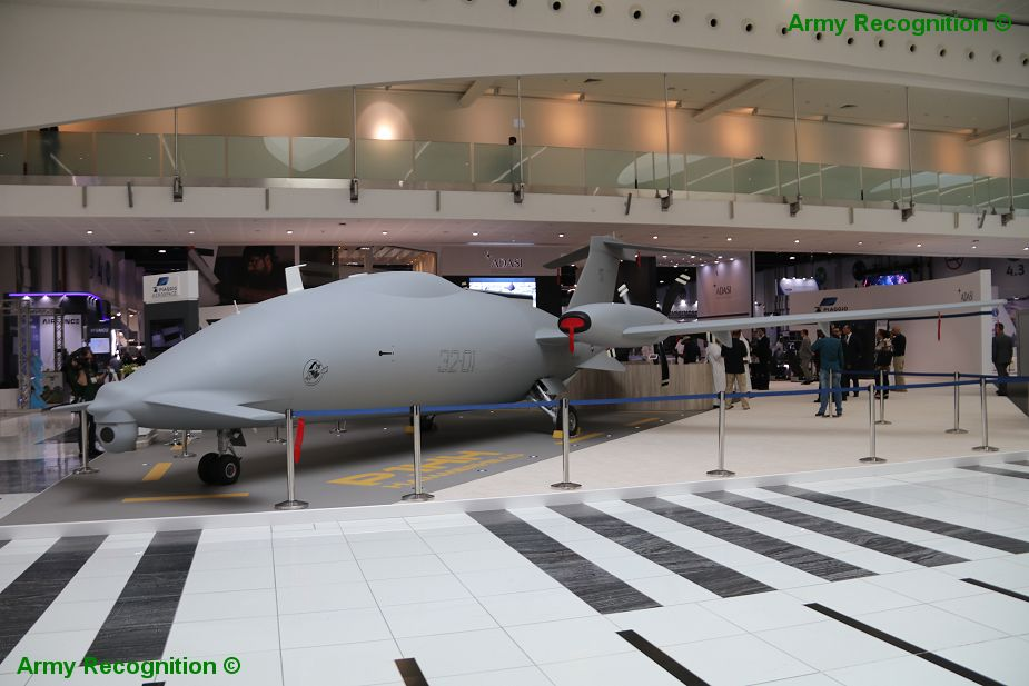 P 1HH HammerHead Unmanned Aerial System to enter in service with UAE armed forces 925 001