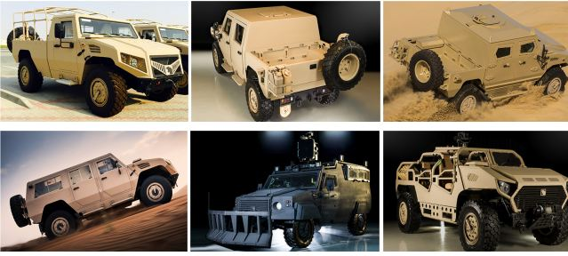 Ajban Class 4x4 multipurpose tactical armoured vehicle technical data sheet specifications pictures video description information intelligence photos images identification United Arab Emirates NIMR Automotive army defence industry military technology