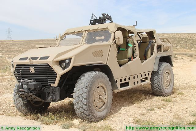 Special Ops Truck >> Ajban SOV NIMR Special Operations Vehicle technical data sheet specifications pictures video ...