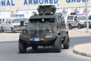 Guardian Iag 4x4 Apc Armored Personnel Carrier Data Video