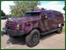 Sentinel IAG 4x4  armored tactical response vehicle UAE United Arab Emirates small 001