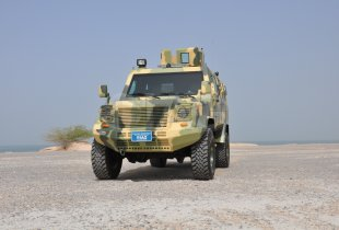 SENTRY IAG 4x4 APC armoured personnel carrier Launcher technical data sheet specification description intelligence pictures video