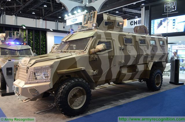 Titan D APC 4x4 armoured vehicle personnel carrier INKAS UAE defense industry 001